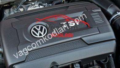 Photo of VW AUDı SEAT SKODA Motor Kodları