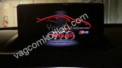 Photo of Audi MMI Logo değiştirme